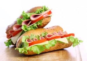 Verse sandwiches